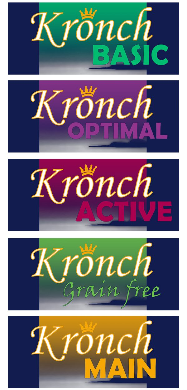Kronch - Sample Pack